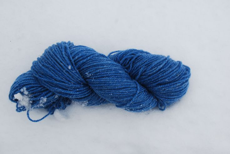 Maritime Blue 2 Ply Cottage Craft 100% Wool