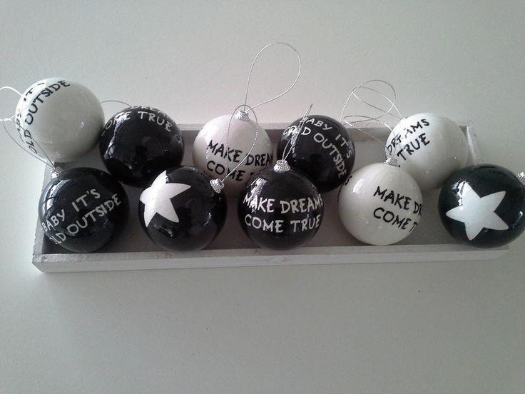 25 einzigartige baumschmuck kugeln ideen auf pinterest baumschmuck geburtstag w nscht f r - Ausgefallene weihnachtskugeln ...