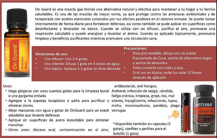 doterra onguard foaming hand wash pdf