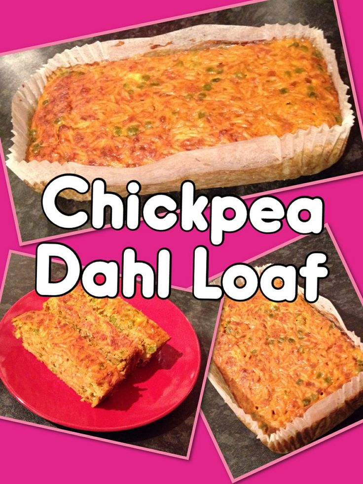 Slimming World Syn Free Chickpea Dahl Loaf Just baked this, tasty, filling and syn free ;) !!!!! Tin Chickpea Dahl Pkt Savoury Rice 3 eggs Make Rice as per packet Add Chickpea Dahl Add eggs Mix then bake in oven for 30-40 Mi s at 200 degrees