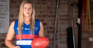 Image result for katie brennan bulldogs