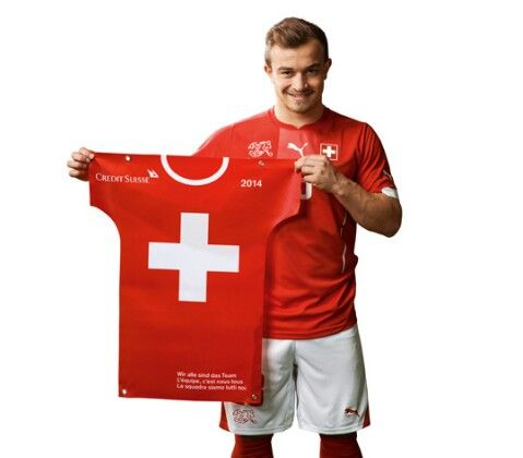 Xherdan Shaqiri ♡ Switzerland