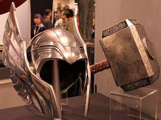 Timbo's Creations: Thor Helmet