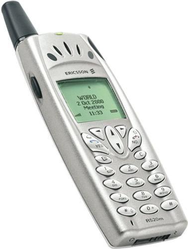 The Retro Ericsson R520m from 2001