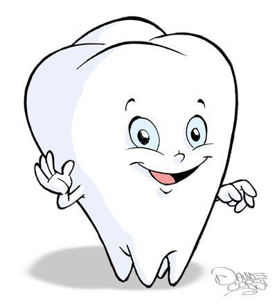 ! Álbum da Artesã: Dentes