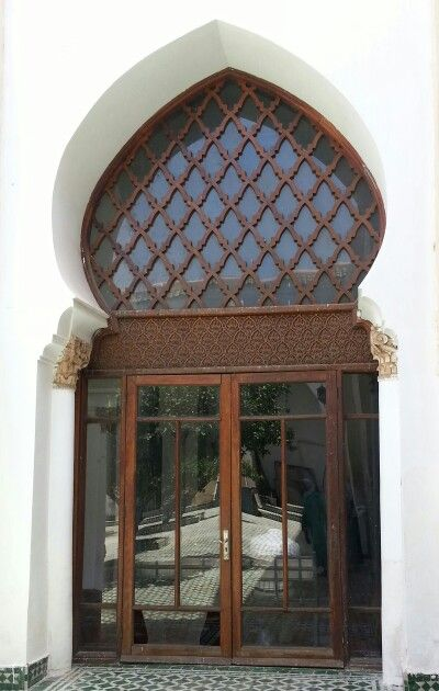 Kutubiya mosque, Marakesh