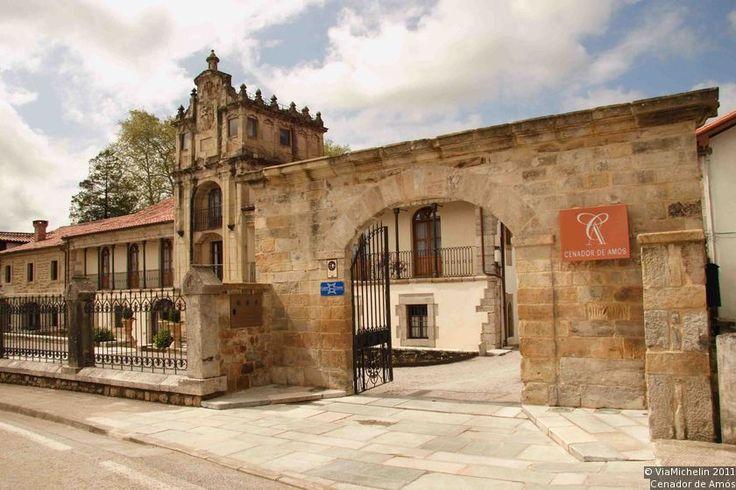 Cenador de Amós -Villaverde de Pontones (Santander) -Restaurante de la Guía Michelin