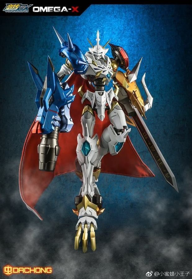 Digimon Omegamon X Evolution Antibody Action Figure Digimon Wallpaper Digimon Digimon Digital Monsters Check out inspiring examples of jesmon artwork on deviantart, and get inspired by our community of talented artists. digimon omegamon x evolution antibody