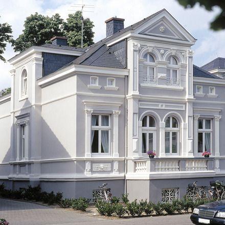 Die besten 25+ Fassadenfarbe grau Ideen auf Pinterest Fassade - fassadenfarbe haus