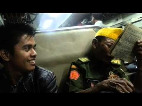 Ngadimin Hadiprayitno, veteran perang '45   Berbagi Tak Pernah Rugi