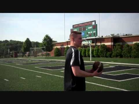 Wide Receiver Catching Drills to Improve Receiving and Hand Eye Coordination