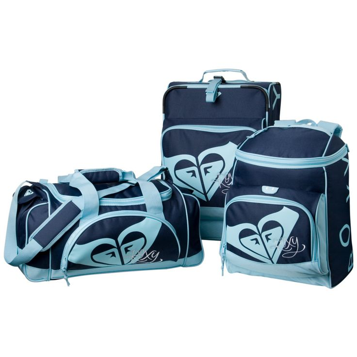 Luggage Sets Are Part of Any Jet-Setting Ensemble. Buckle on your packs and grab life by the retractable handles! Adventure is the spice of life and it's always good to be prepared for anything.