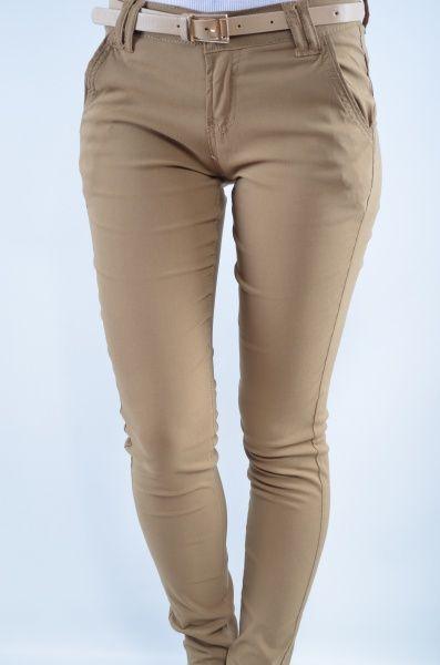 Pantaloni femei 413 Crem Haine ieftine, Articole ieftine femei, barbati si copii – KYK.ro