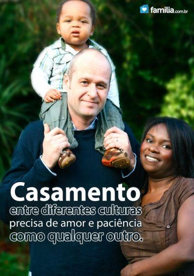 Familia.com.br | Vivendo um Casamento entre Diferentes Culturas  #Casamento #Culturasdiferentes