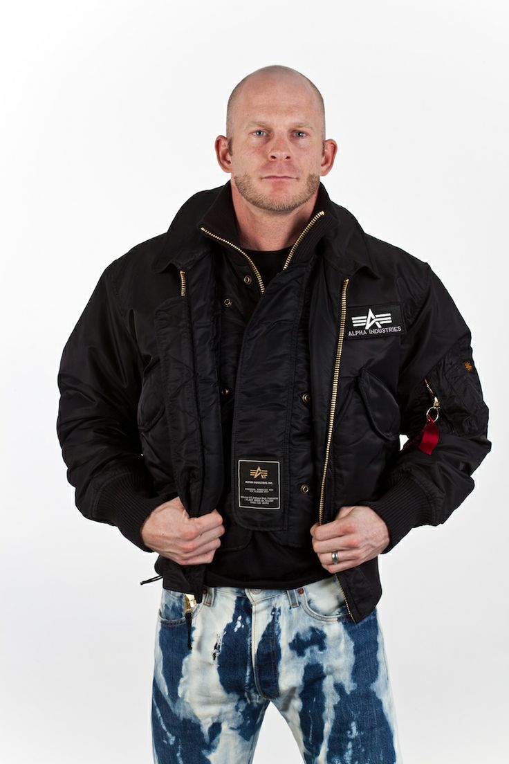 """In stock: The Alpha X-Force Jacket (black): £199  The famous X-Force jacket offers many possibilities, as it has an additional vest which you can be worn on its own, under or above the jacket itself.   Furthermore, the X-Force jacket has many pockets for a lot of storage.   It's a total classic and selling very, very fast.  Available in S (chest size 38"""" to 40"""").  RRP £230, this jacket is available at Bleachers and CO for £199...find out more...http://bit.ly/18wrTqL..."""
