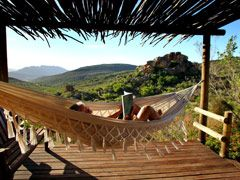 GECKO CREEK - CEDARBERG *Cabins R270pppn or tents R180pppn or own camping.