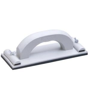 3-1/4 in. x 9-1/4 in. Hand Sander  To use with dry wall sand paper and regular sand paper
