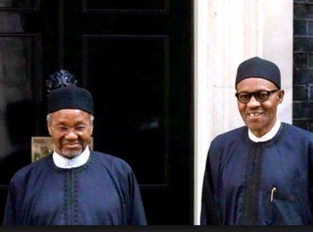 News Update: Buhari's Nephew Mamman Daura's Brother Dies Buried In Katsina