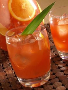 Mexican Punch to Celebrate Mexican Independence Day on September 16