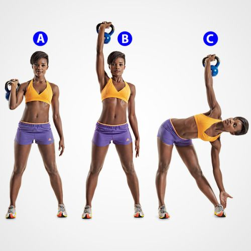 Exercise Kettlebell Overhead Windmill Modified: 16 Best Kettlebell Workouts Images On Pinterest