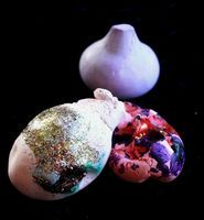 Plaster Balloon Sculptures with Kids - The Artful Parent