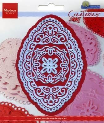 Marianne Design Creatables Oval LR0235