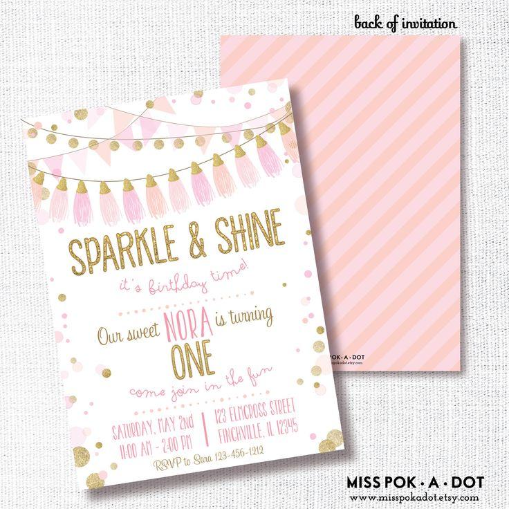 Best 25+ 1st birthday invitation wording ideas on Pinterest ...
