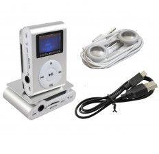 Produkttests und mehr: Testangebot Mini MP3 Player ohne Micro SD Karte mi...
