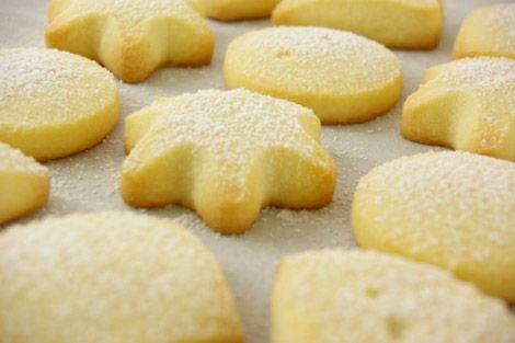 Tasty Shortbread Biscuits Recipe