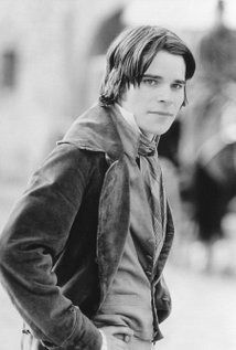 Hans Matheson.  Love this actor in Dr. Zhivago, Jericho, etc.  He is perfection.