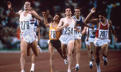 Daniel Radcliffe to play Sebastian Coe in athletics drama  Coe's long-running track rivalry with fellow middle-distance runner Steve Ovett...