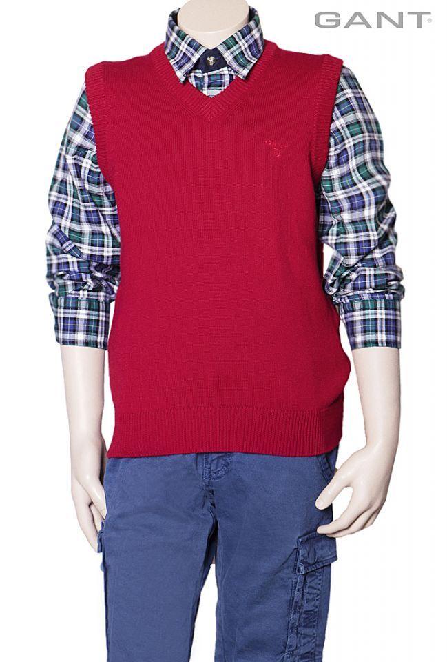 Chlapecká košile GANT
