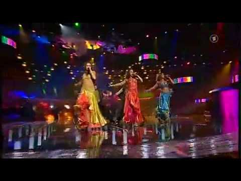 Eurovision Son de Sol Brujeria 2005