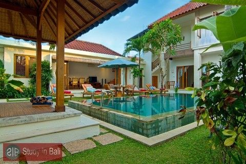Villa Cava Canggu - Resting on the edge of Canggu's magnificent ricefields and a short stroll to Brawa beach, this four bedroom villa has been designed to soothe your body, mind and soul and everything has been thought of to provide you with all that you could possibly need to experience a Bali villa holiday that will linger in your memories for many moons to come.