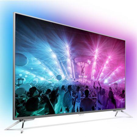 Philips 49PUS7101/12  - un Android TV stilat și performant . Philips 49PUS7101/12 este un Smart TV 4K, ce oferă imagini impecabile, o sonorizare puternică, la un preț cât se poate de decent. https://www.gadget-review.ro/philips-49pus710112/
