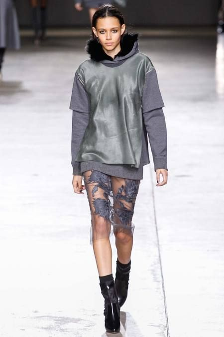 Topshop Unique | AW 2014 Ready-to-Wear Collection