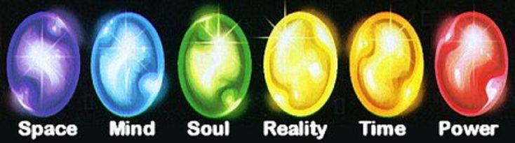 Afinal, o que são as Jóias do Infinito?   Supernovo.net
