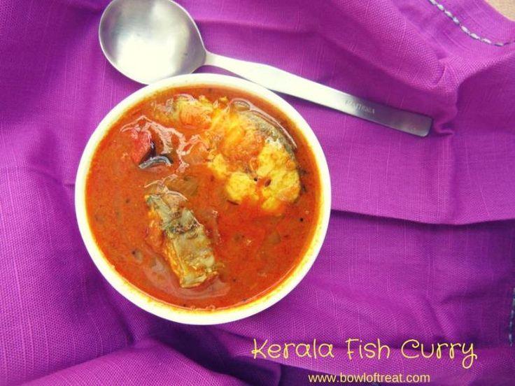 Fish Kulambu / Fish Curry / Kerala Fish Curry – Bowl of Treat