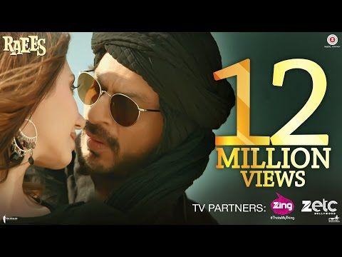 Zaalima | Raees | Shah Rukh Khan & Mahira Khan | Arijit Singh & Harshdeep Kaur | JAM8 - YouTube