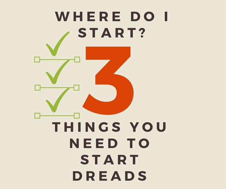 Awesome tips about starting dreads Where Do I Start? The Three Things You Need To Start Dreads