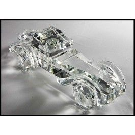 car 1 This Collection of Crystal Ornaments Figurines are handmade and skillfully produced.  These stunning pieces are suitable for all occasions including: Birthday Gifts, Christmas, Fathers Day,Christenings and General Keepsakes.
