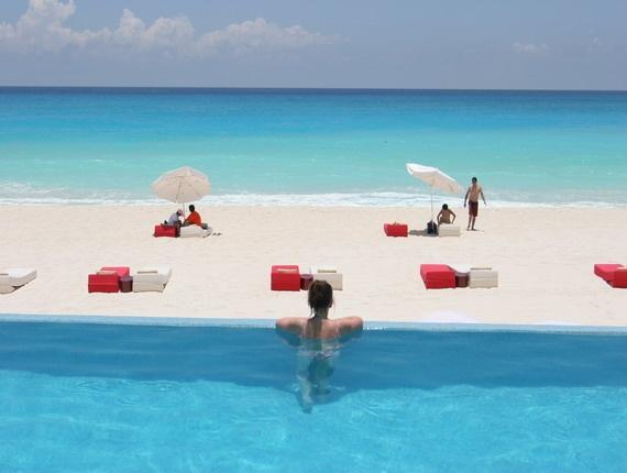 Bel Air Collection, #Cancun, #Mexiko / #Mexico    © Easyvoyage