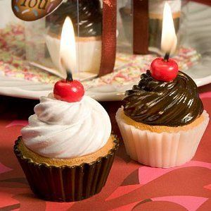 How to make delicious cupcake candles