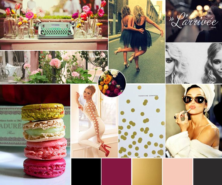 Inspiration Board :: Sexy + Romantic + Relaxed