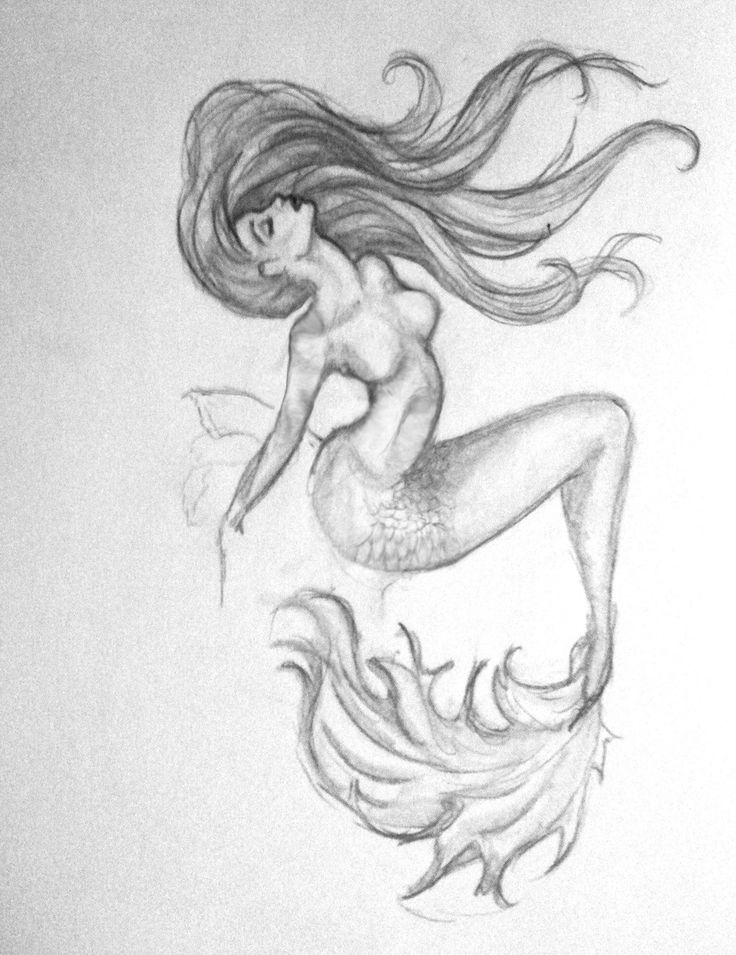 Mermaid design