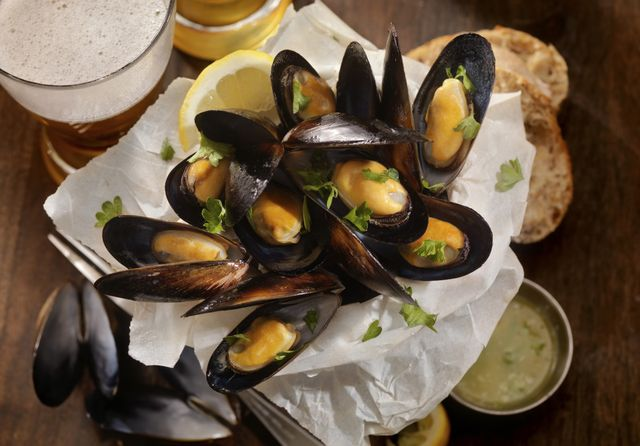 Mussels Mariniere Recipe (Mariner Style Mussels)