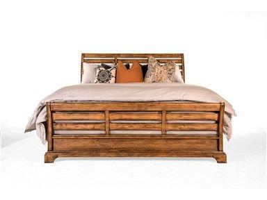 Coaster CO. Of America Bedroom Daniels Queen Bed DANIEL5/0 - Bob ...