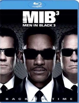 Loot.co.za - Blu-Ray: Men In Black 3 - 2D / 3D (Blu-ray disc): Will Smith, Josh Brolin, Tommy Lee Jones | Adventure
