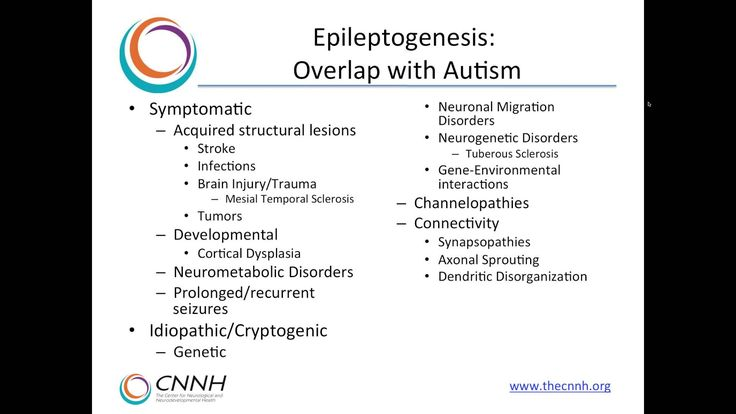 Autism & Epilepsy, presented by Dr  Mark Mintz, CNNH - This webinar will speak on the link between an autism and epilepsy diagnosis.