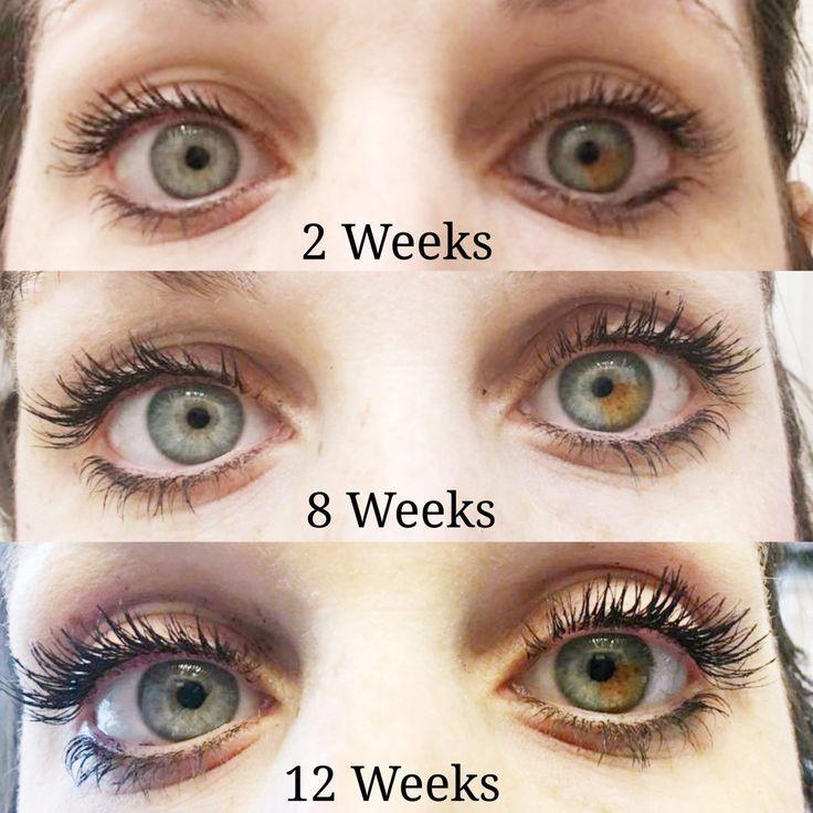 Bella lashes 12 weeks eyelashesnatural eyelash growth